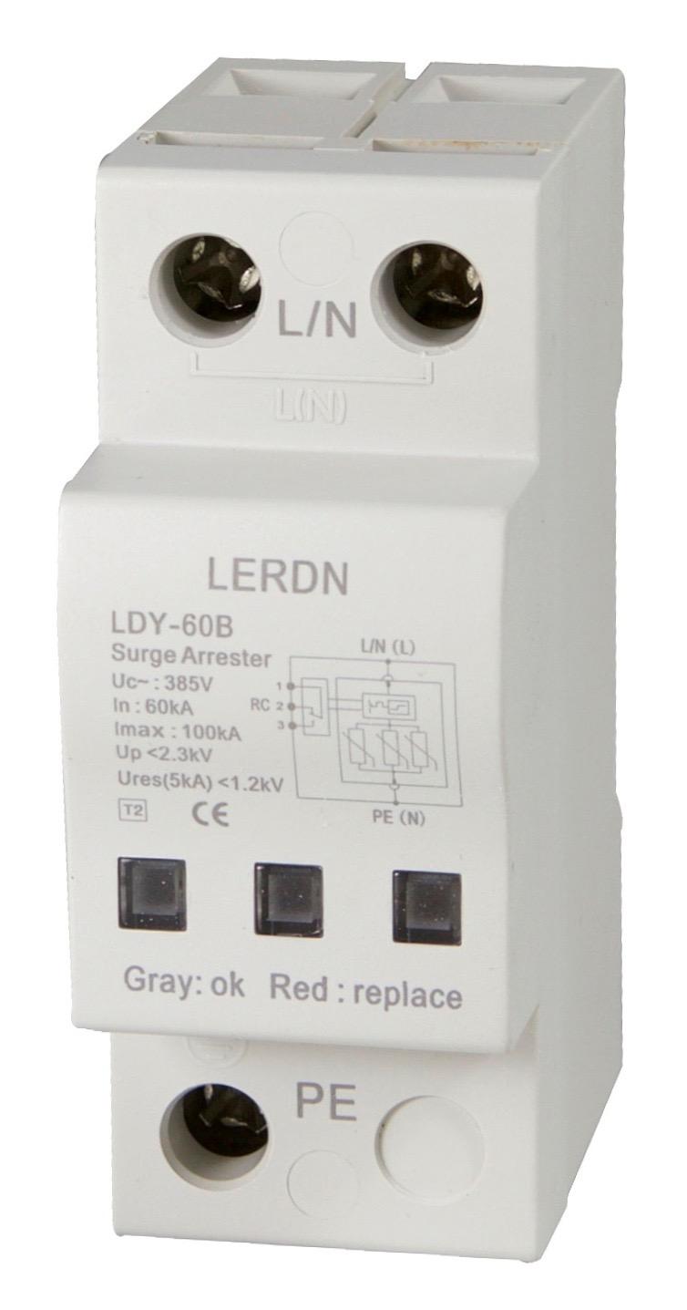 限压型I级电源防雷器