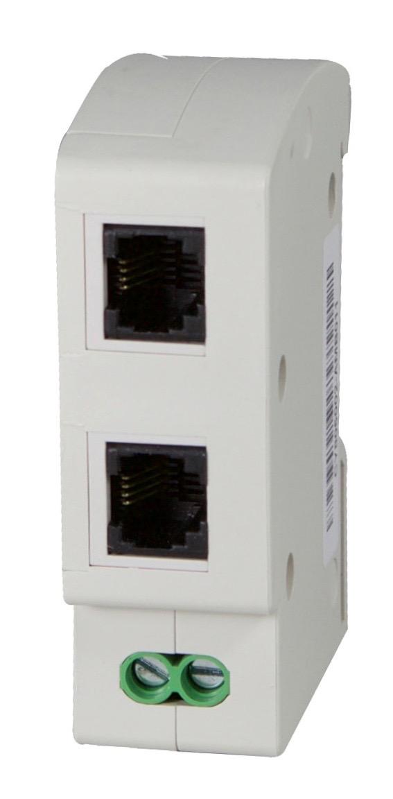 雷尔盾LERDN电话线浪涌保护器LDY-C/RJ11